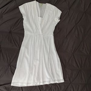 Shabby Apple white dress