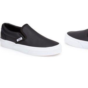 Vans original black slip on sneakers ❗️