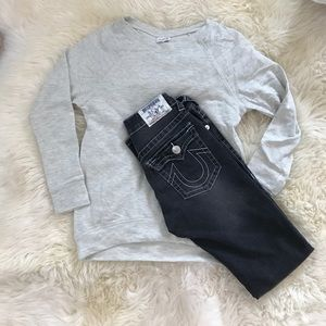 True Religion Bottoms - Girls Skinny True Religion Jeans
