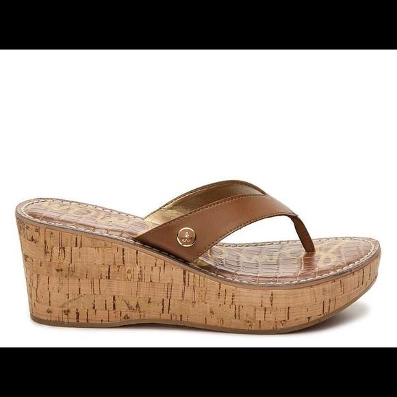 29 Off Sam Edelman Shoes Nwot Sam Edelman Romy Wedge