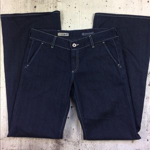 Anthropologie AG the Everette jeans