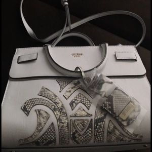 NWT large guess purse