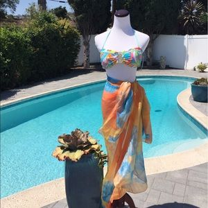 Trina Turk First of Cruise bathing suit top