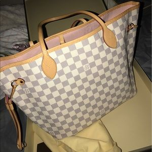 Authentic Louis Vuitton bag and wallet obo