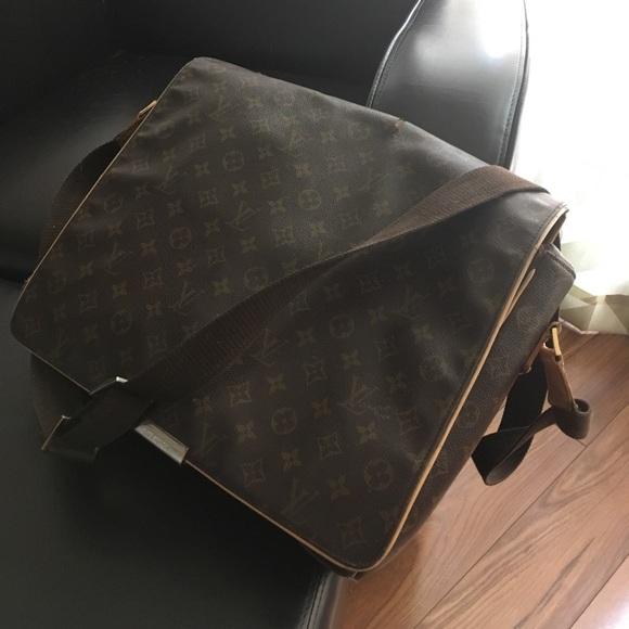 Louis Vuitton Bags Vintage 1994 Messenger Bag Poshmark