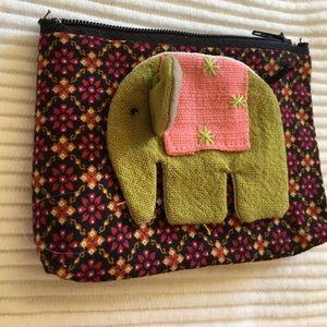 Handbags - NEW makeup, cash and cards bag