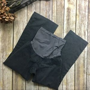 Motherhood Gray Maternity Pants