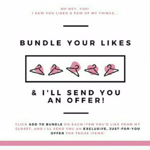 Bundle Your Likes for Private Offer!