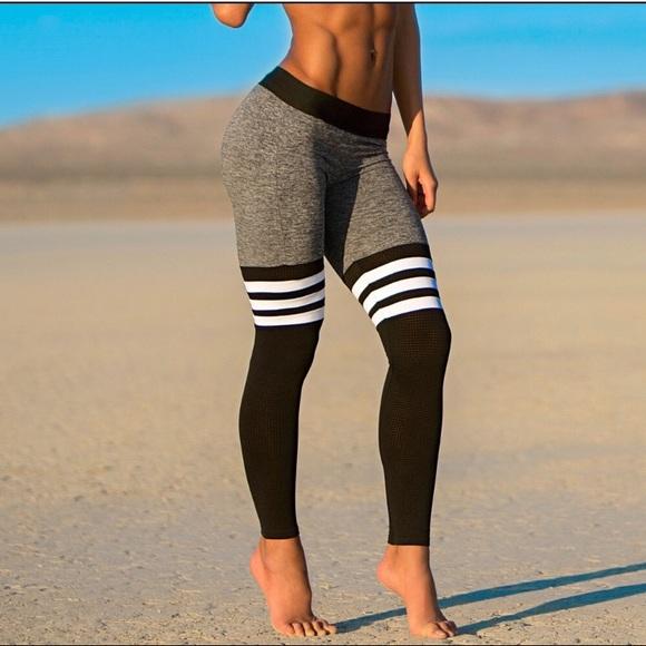 c5cf82477cbd4 Pants | Bombshell Sportswear Thigh High Socks Leggings | Poshmark