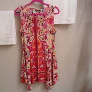 Reborn Sleeveless Dress/Tunic