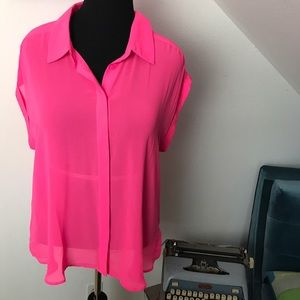 NWT Forever 21 Neon Top