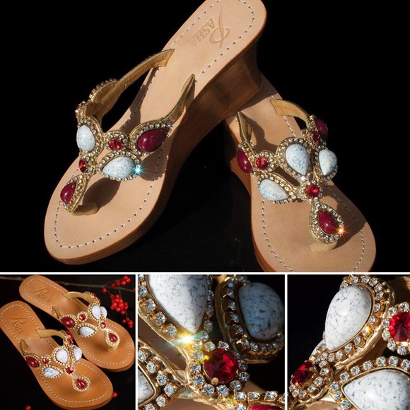 041b69222 Gorgeous Jewelry Shoes NICE
