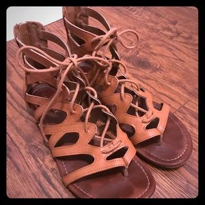 Shoes - Rampage gladiator strap sandal