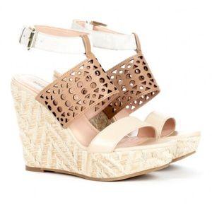 Sole Society 'Bristol' Wedge Sandals