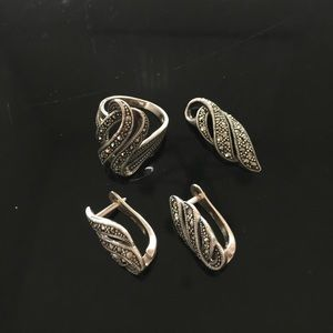 Jewelry - Sterling silver 925 set