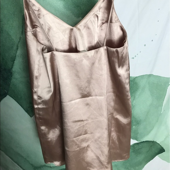 Dresses - Trendy silk dress