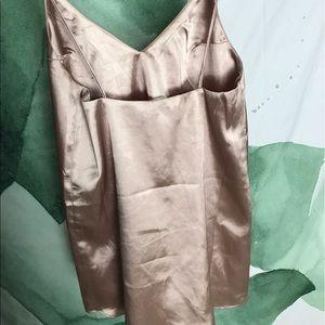 Dresses - Trendy silk dress
