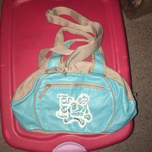 Fergi mini duffel bag from Italy