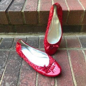 Red Banana Republic flats