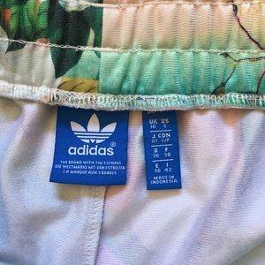 adidas Shorts - Adidas x Farm Collection Track Shorts