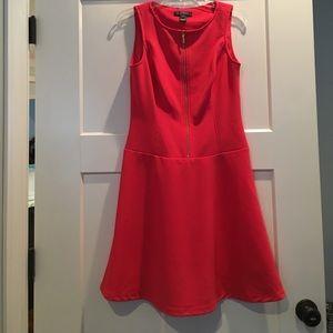 Ralph Lauren coral dress- size 8