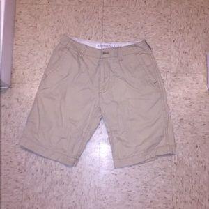 🌵2 for $15🌵 Aeropostale Khaki Shorts