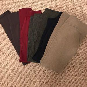 Pants - FLEECE LINED LEGGINGS FOR WINTER
