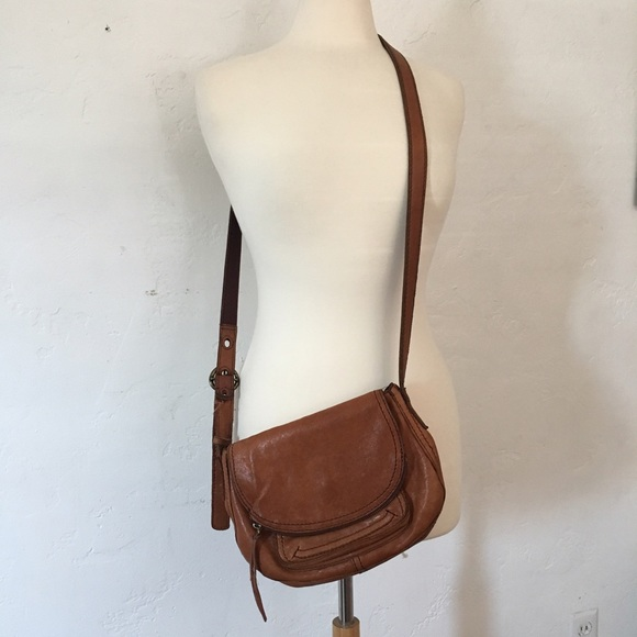 6cadd2df0c5e Lucky Brand Crossbody Leather Purse