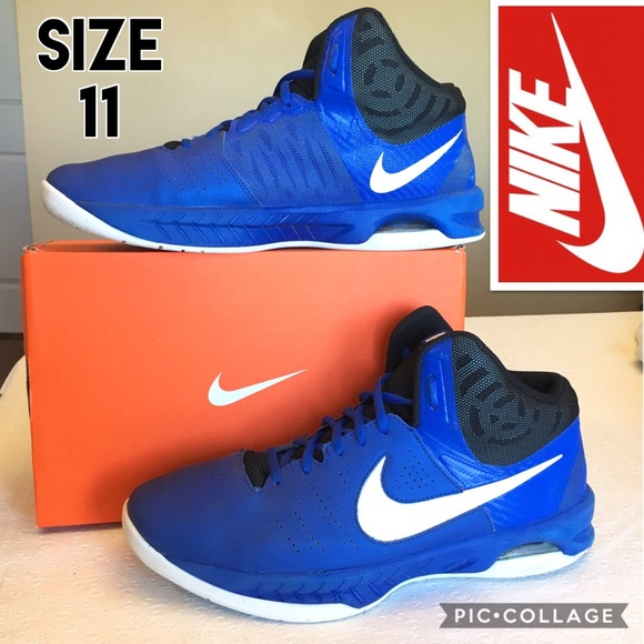 0b200d96954 Nike Men s Air Visi Pro 6 Basketball Shoes Size 11.  M 596417c441b4e0c73b02492b