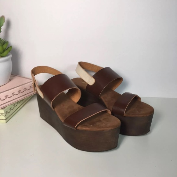 67% off Urban Outfitters Shoes - Cooperative Piper Wood ...