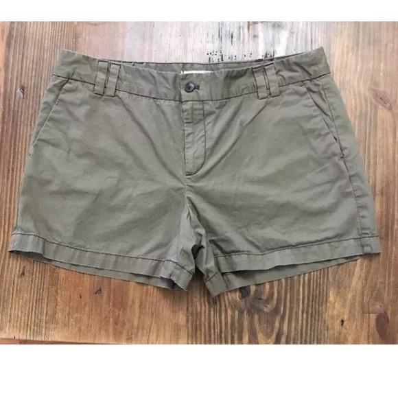 Loft Shorts Brown Summer 4 Inch Inseam Poshmark
