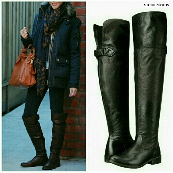 Frye Shirley Over the Knee Boot XxvbY4