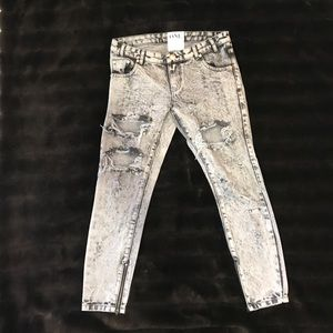 One Teaspoon Freebird jeans size 27