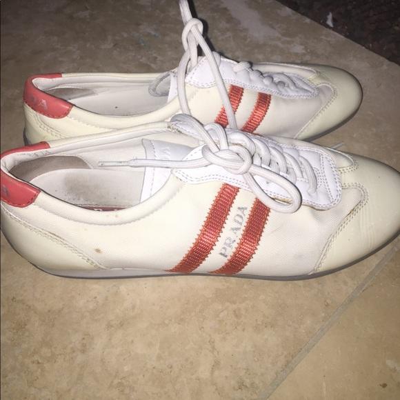 Striped Proda Sneakers Whitered | Poshmark