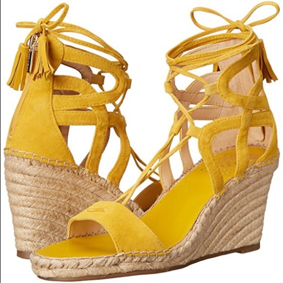 Vince Camuto Tannon Espadrille Wedge