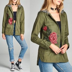 TIERNEY Hooded Jacket