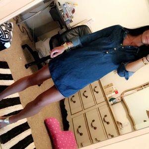 Michael Kors Denim Dress