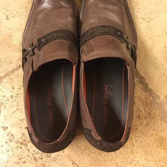 Robert Wayne Shoes - Robert Wayne men's shoes size 12