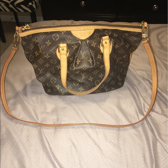 100 Authentic Mini Louis Vuitton Made In France Has No Date >> 100 Authentic Louis Vuitton Palermo Pm