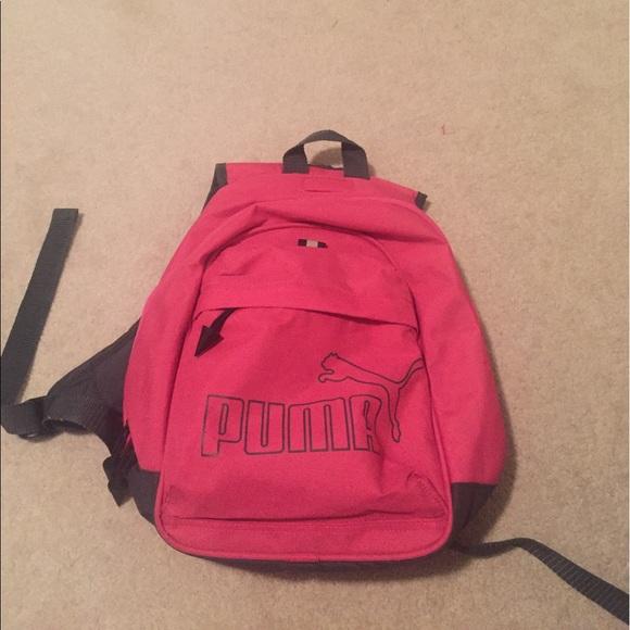 2bfdd74b283 Puma Bags   Small Backpack   Poshmark