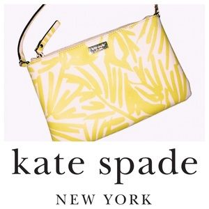 Kate spade Lolly grant street wristlet