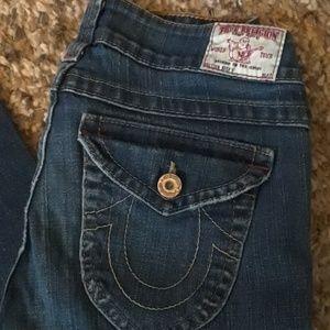 Authentic True Religion jeans size 29w