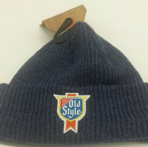 7553e257 spacecraft Accessories | Old Style Made By Beenie Winter Hat | Poshmark