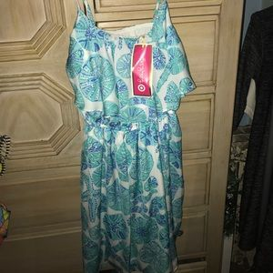 NWT LILLY FOR TARGET DRESS
