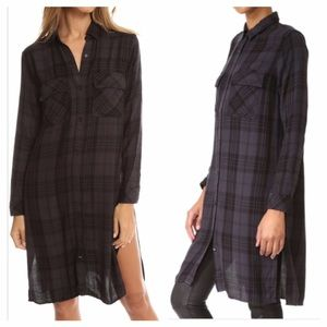 Rails Dawson Shirt Dress