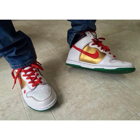 Nike Shoes | Nike Dunk High Pro Sb