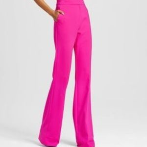 NWT Victoria Beckham for target Hot Pink pants