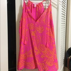 Like New Lilly Pulitzer tank