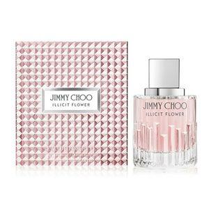 Illicit Flower x Jimmy Choo