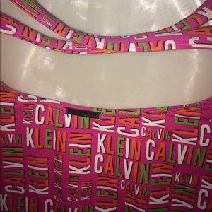 Calvin Klein Swim - Calvin Klein Signature one piece swimsuit size 12